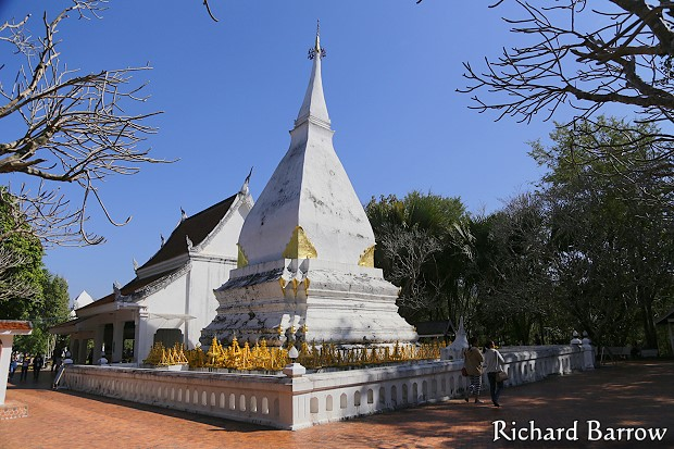 Mueang (Loei) Thailand  City pictures : Phra That Si Song Rak – Thailand Guidebook